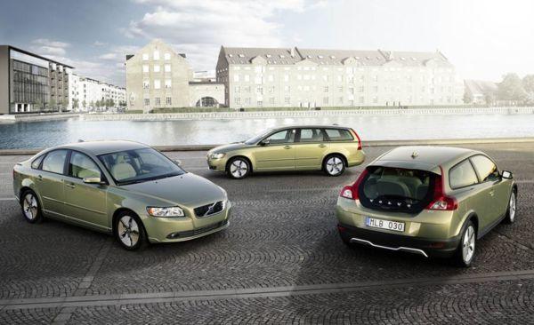 Облужване на Volvo C30 S40 V50 C70 2.0D 2004-2007